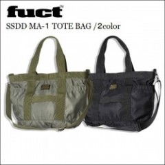 FUCT SSDD/ファクト 2016'春夏 MA-1 TOTE BAG/トートバッグ・2color