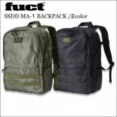 FUCT SSDD/ファクト 2016'春夏 MA-1 BACKPACK/バッグパック・2color
