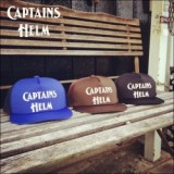CAPTAINS HELM/キャプテンズ・ヘルム 2016'SS #LOGO MESH CAP-2/メッシュキャップ 3color