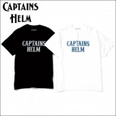 CAPTAINS HELM/キャプテンズヘルム LOCALS LOGO TEE/Tシャツ・2color