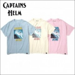CAPTAINS HELM/キャプテンズヘルム #SURFING JESUS TEE/Tシャツ・3color