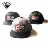 BLUCO WORK GARMENT/ブルコ ALL MESH CAP -CHAMPION- /オールメッシュキャップ・3color