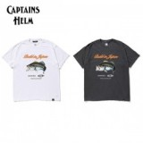 CHALLENGER × CAPTAINS HELM/キャプテンズヘルム #BUILT IN JP TEE/Tシャツ・2color