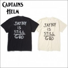 CAPTAINS HELM/キャプテンズヘルム #STILL GOD AGING TEE/Tシャツ・2color