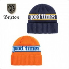 BRIXTON/ブリクストン FALL 2017' TIMES BEANIE/ビーニー・2color