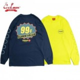 COOKMAN/クックマン Long sleeve T-shirts 「Super Value」/ロングスリーブTシャツ・2color