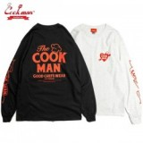 COOKMAN/クックマン Long sleeve T-shirts 「Heart」/ロングスリーブTシャツ・2color