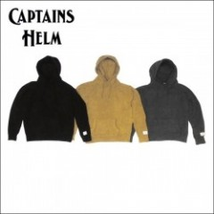 CAPTAINS HELM/キャプテンズヘルム #SOFT BOA HOODIE/ソフトボアフーディー・3color