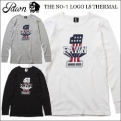PAWN/パウン 2016'秋冬 THE NO-1 LOGO LS THERMAL/サーマル・3color