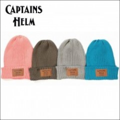 CAPTAINS HELM/キャプテンズヘルム #NEW MIX WATCH CAP/ニット帽・4color