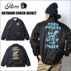 PAWN/パウン 2017' RATHAND COACH JACKET/コーチジャケット・2color