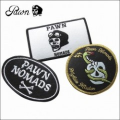 PAWN/パウン 2017' NOMADS PATCH SET/ワッペンセット