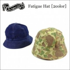 THE HIGHEST END(ハイエストエンド) Fatigue Hat(ファティーグハット) 【2color】