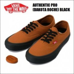 VANS USA/ヴァンズ 2017' FALL AUTHENTIC PRO/オーセンティック プロ ・(DAKOTA ROCHE) BLACK