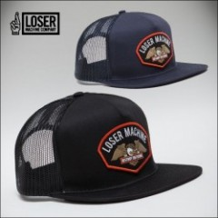 LOSER MACHINE/ルーザーマシーン 2016'FALL Softail Twill trucker hat/キャップ・2color