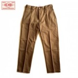 BIG MIKE/ビッグマイク PIN-TACK CHINO WORK PANTS/ピンタッグチノワークパンツ・COYOTE