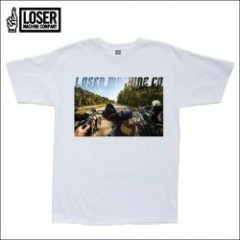LOSER MACHINE/ルーザーマシーン 2015' ROAD DOGS Tee/Tシャツ
