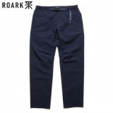 ROARK × WILDTHINGS/ロアーク×ワイルドシングス NEW SIX POCKET ST PANTS - REGULAR FIT/6ポケットパンツ・NAVY
