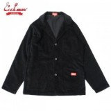 COOKMAN/クックマン Lab.Jacket 「Corduroy」/ジャケット・Black