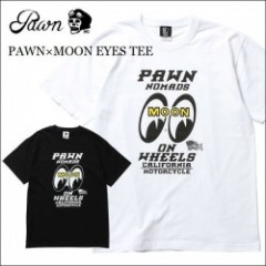 PAWN/パウン 2016'秋冬 PAWN×MOONEYES TEE/Tシャツ・2color