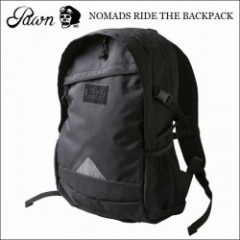 PAWN/パウン 2016'秋冬 NOMADS RIDE THE BACKPACK/バッグパック・BLACK