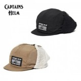 CAPTAINS HELM/キャプテンズヘルム #WINTER CAMP CAP/ボアキャップ・2color