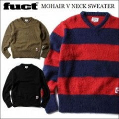 FUCT SSDD/ファクト 2016'秋冬 MOHAIR V NECK SWEATER/モヘアセーター・3color