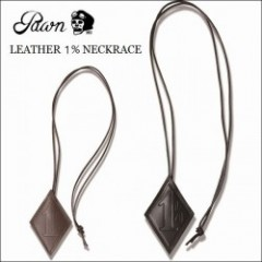 PAWN/パウン 2016'秋冬 LEATHER 1% NECKRACE/ネックレス・2color