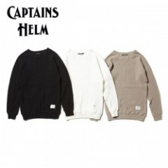 CAPTAINS HELM/キャプテンズヘルム #WAFFLE THERMAL LS TEE/ワッフルサーマル・3color