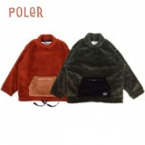 POLER/ポーラー 90'S SHEEP BOA FLEECE MOCK NECK/ボアフリースジャケット・2color