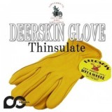NAPA GLOVE/ナパグローグ DEERSKIN DRIVER EXTRA WARM THINSULATE/グローブ・GOLD