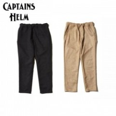 CAPTAINS HELM/キャプテンズヘルム #FAKE SUEDE RELAX PANTS/フェイクスウェードパンツ・2color