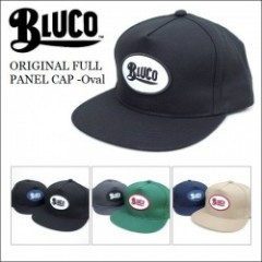 BLUCO WORK GARMENT/ブルコ 2017'春夏 ORIGINAL FULL PANEL CAP -Oval/フルパネルキャップ・5color