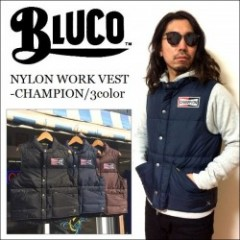 BLUCO WORK GARMENT/ブルコ 2016'秋冬 HORSE RIDE COAT/ホースライドコート・4color