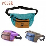 POLER/ポーラー STUFFABLE FANNY PACK/ウエストバッグ・3color