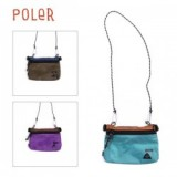 POLER/ポーラー STUFFABLE POUCH SMALL/ポーチ(小)・3color