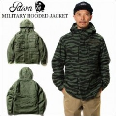 PAWN/パウン 2016'秋冬 MILITARY HOODED JACKET/ミリタリージャケット・2color