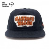 "THE AMPAL CREATIVE × GARBAGE WAGON/ザ・アンパル・クリエイティブ ""GARBAGE WAGON"" Strapback"