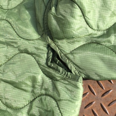 U.S Army M65 Field Jacket Quilting Liner/キルティングライナー