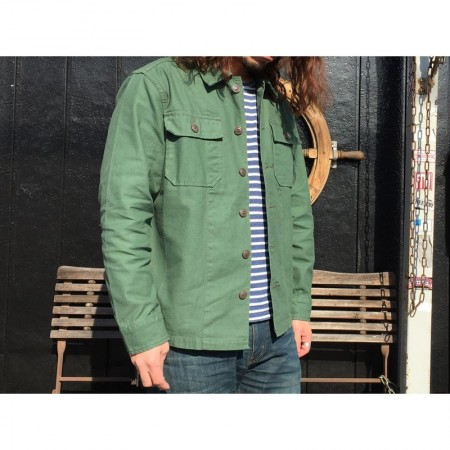 US Military OG-107 Fatigue Shirts/ファティーグシャツ