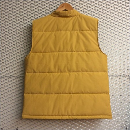 CAPTAINS HELM/キャプテンズ・ヘルム 2017'SS #GO-OUT NYLON VEST/ナイロンベスト YELLOW