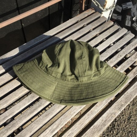 US ARMY P41 HBT HAT / WWIIヘリンボーンツイルハット