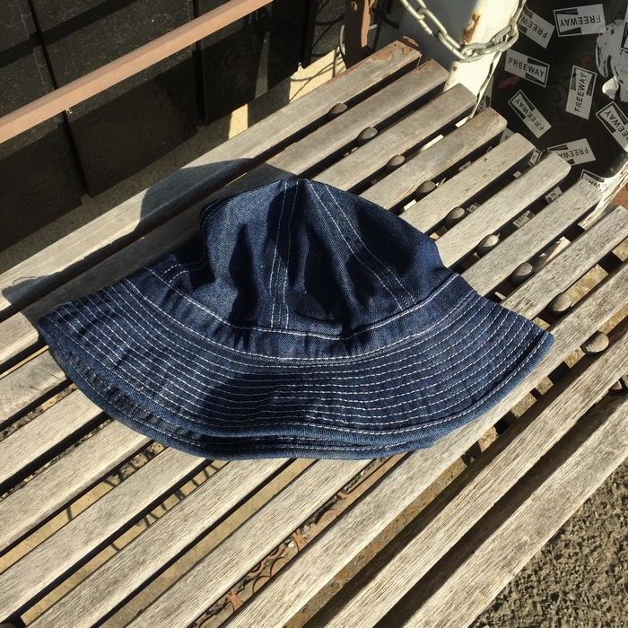 US ARMY M-37 DENIM HAT/アメリカ陸軍デニムハット