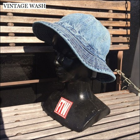 HOUSTON/ヒューストン ARMY HAT/アーミーハット・2color