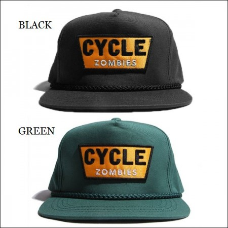 CycleZombies/サイクルゾンビーズ CLASSIC Golf Trucker Hat/キャップ・2color