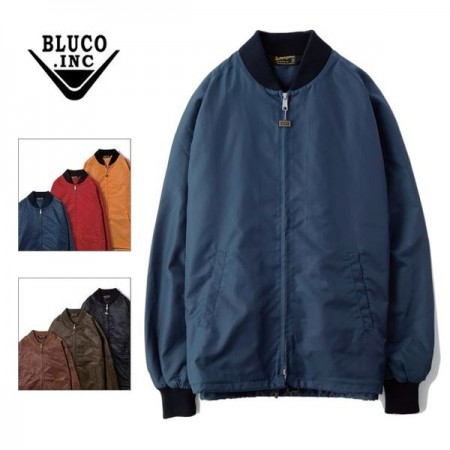 BLUCO WORK GARMENT/ブルコ RACING JACKET/レーシングジャケット・6color
