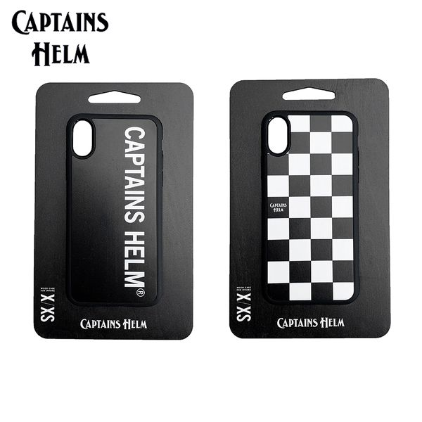 CAPTAINS HELM/キャプテンズヘルム #iPhone CASE/アイフォンケース・2color