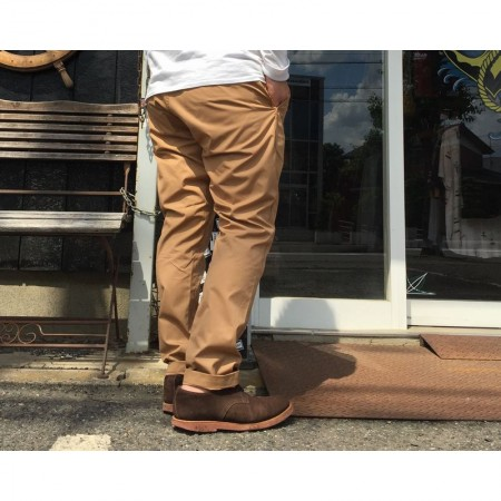 BLUCO WORK GARMENT/ブルコ KNICKERS WORK PANTS -Light- /薄手TC生地ワークパンツ OL-062L・4color