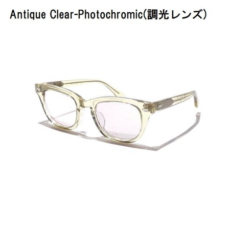 UNCROWD×THE HIGHEST END/アンクラウド Butcher-Photochromic-/調光レンズモデル・4color