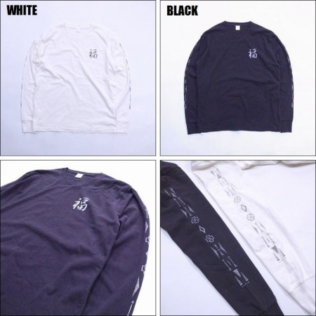 THE HIGHEST END/ザ・ハイエストエンド LUCK Tee LS/ロングスリーブTシャツ・2color